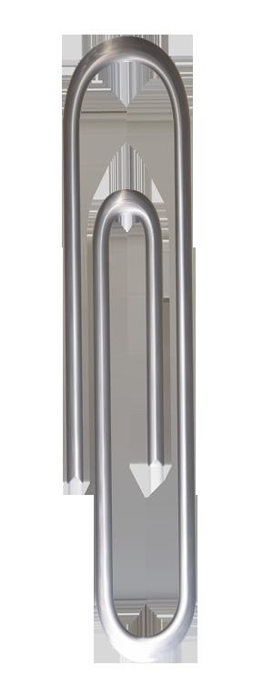 paper-clip-silver